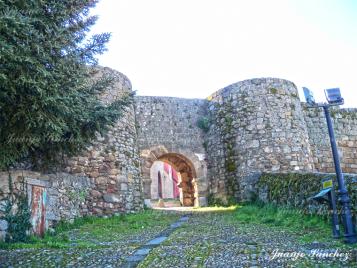 puerta de San Nicolás, Ledesma