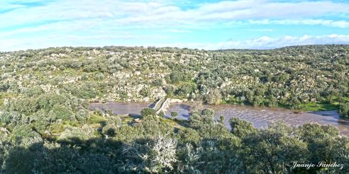 inundación puente mocho