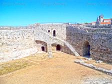 Patio de armas de la Fortaleza, Ledesma