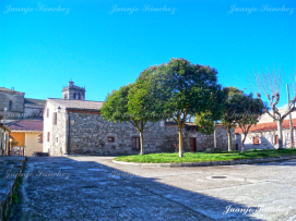 Plaza de San Martín, Ledesma