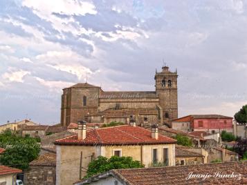 Vistas de Santa María en Ledesma