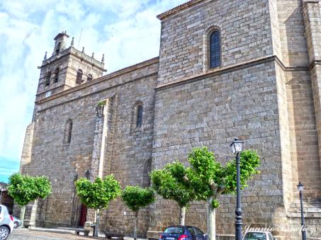 Iglesia de Santa María, Ledesma