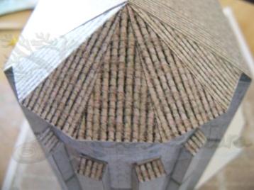 cubierta ábside