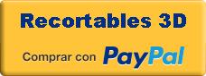 boton pago recortables 3d