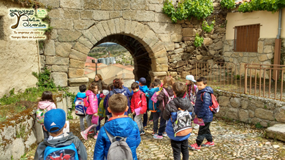 excursiones escolares en Ledesma