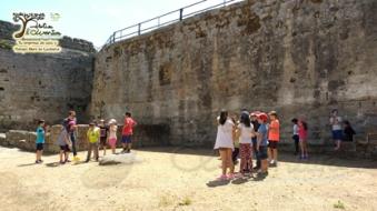 Juegos tradicionales fortaleza de Ledesma