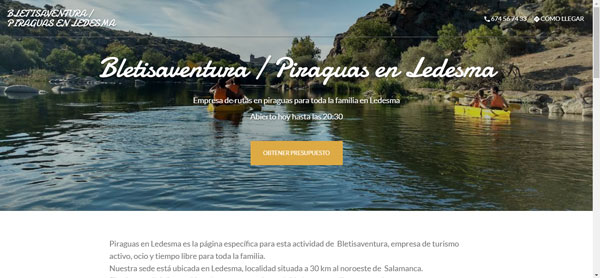 google-piraguas-ledesma
